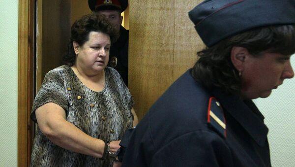 Арест заместителя декана Плехановской академии Ирины Полянской, архивное фото