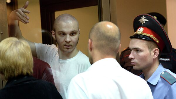 Заседание суда по делу о беспорядках на Болотной площади