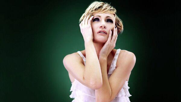 Певица Патрисиа Каас