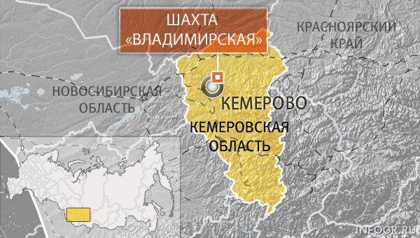 Шахта Владимирская
