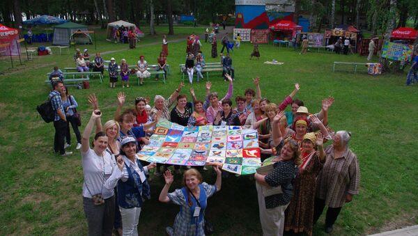 Фестиваль лоскутных одеял пройдет в Новосибирске