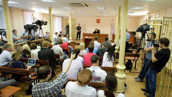 Прения сторон по делу о хищении имущества Кировлеса. Архивное фото