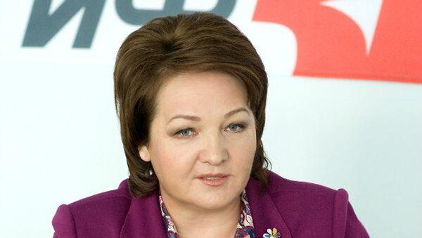 Галина Золина