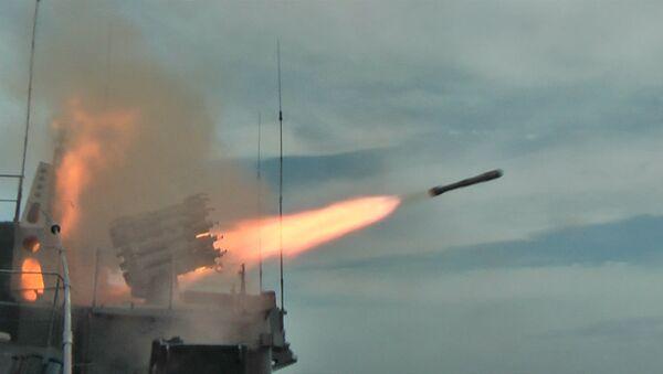 Российские и Китайские корабли отстрелялись в заливе Петра Великого