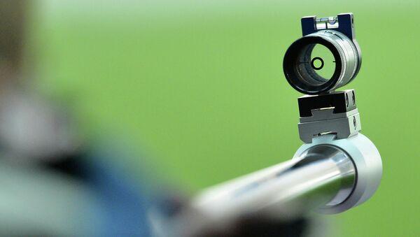 Пневматическая винтовка. Архивное фото