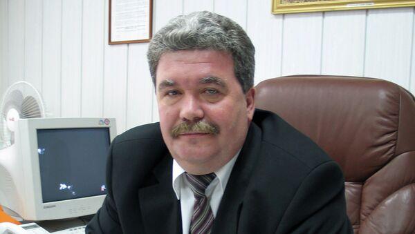 Руководитель проекта по созданию опытного реактора БРЕСТ-300 Андрей Николаев