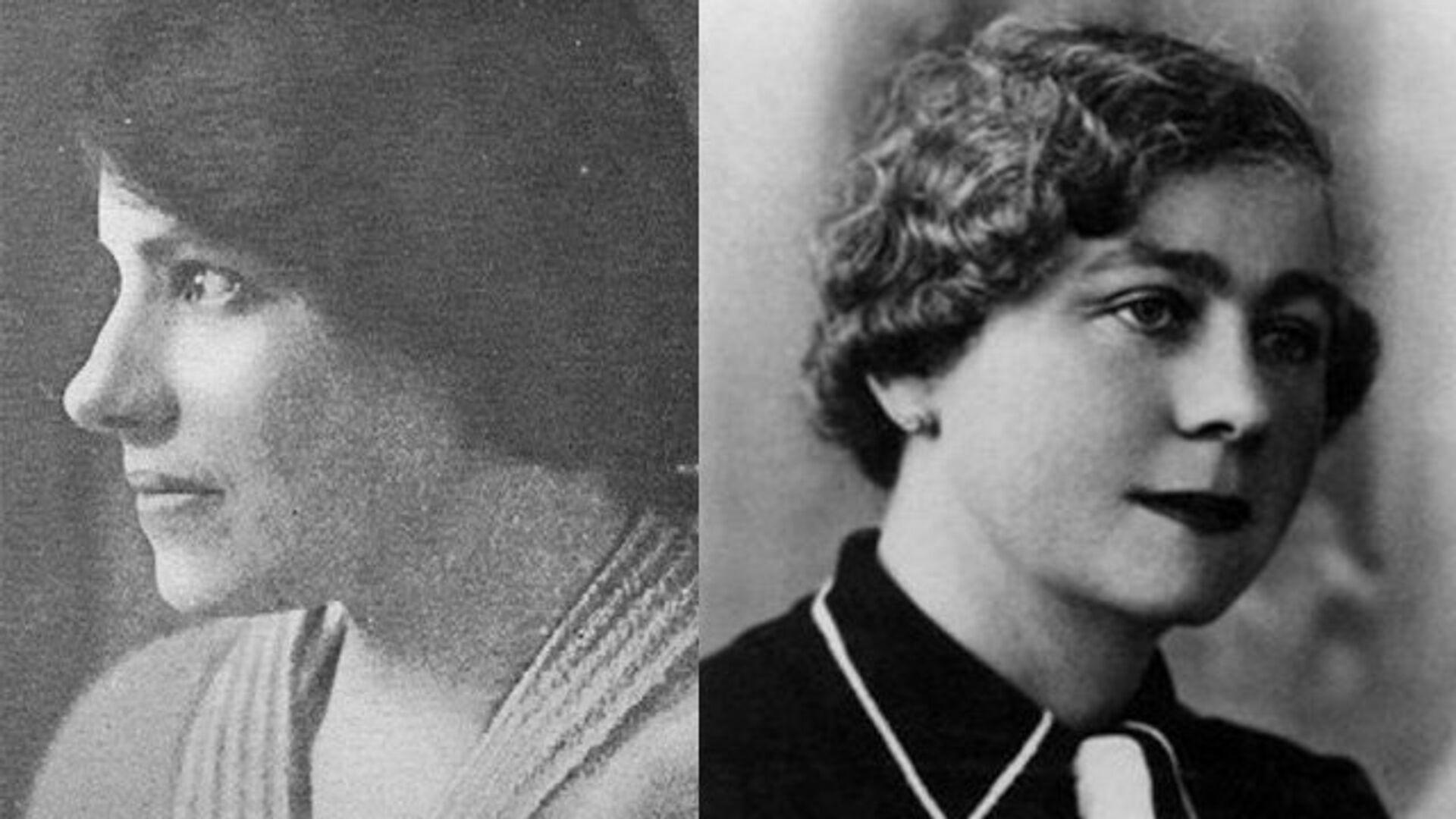 Анна Андерсон, она же Франциска Шанцковска / Марджа Боодтс  - РИА Новости, 1920, 12.02.2021