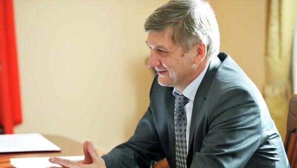 Александр Гусев. Архивное фото