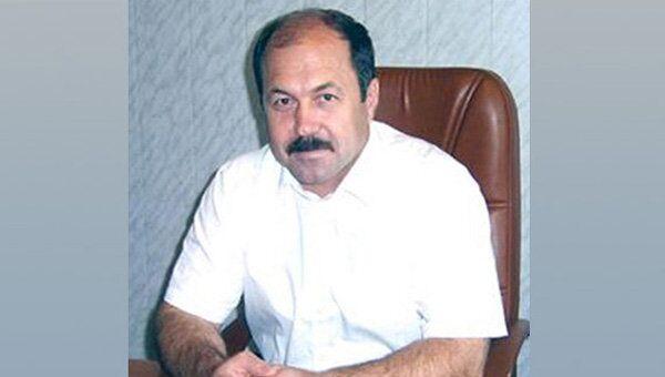Глава администрации Тарумовского района Дагестана Чепурной Сергей Алексеевич