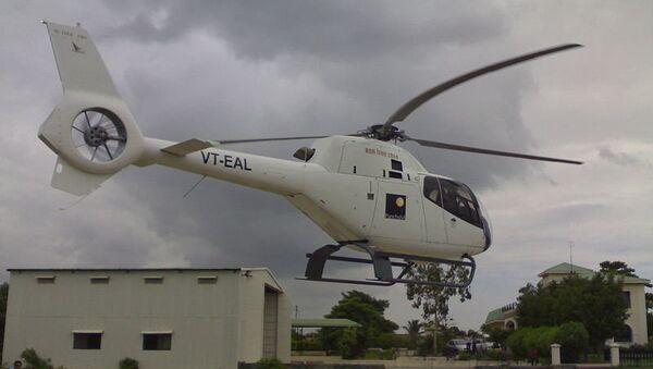 Вертолет Colibri EC120 B. Архив