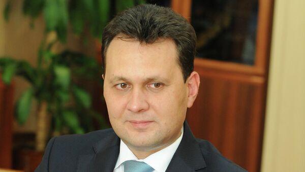 Генеральный директор ОАО Курорты Северного Кавказа Сергей Верещагин
