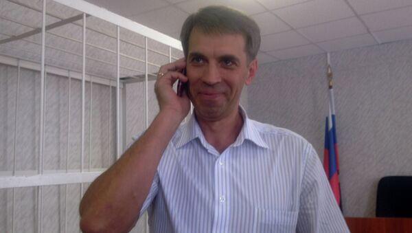 Главный врач детской городской больницы Ставрополя имени Филиппского Вячеслав Кашников