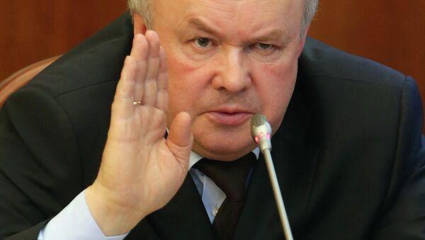 Экс-глава проектной компании НПО Мостовик Олег Шишов. Архивное фото