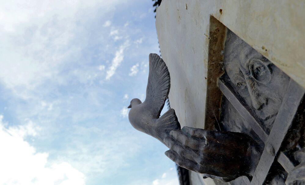 Памятник политзаключенным