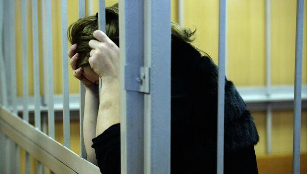 Суда по делу Халимат Расуловой и Магомеда Расулова, архивное фото