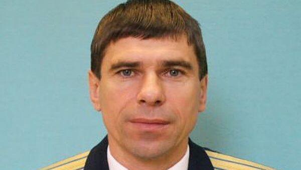 Начальник Рязанского воздушно-десантного училища полковник Анатолий Концевой