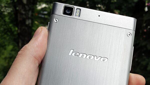 Планшет Lenovo K900. Архивное фото