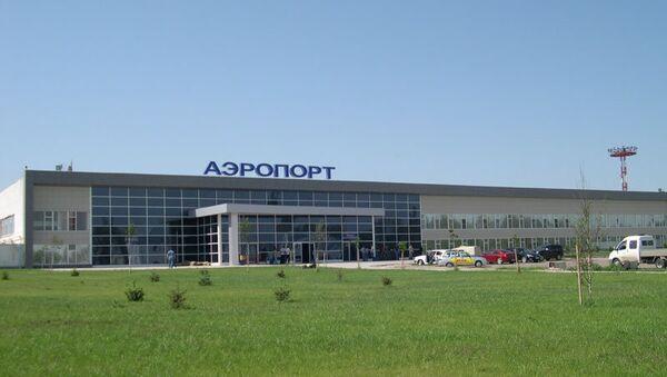Аэропорт Астрахани. Архивное фото