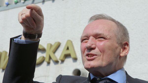 Владимир Некляев. Архивное фото