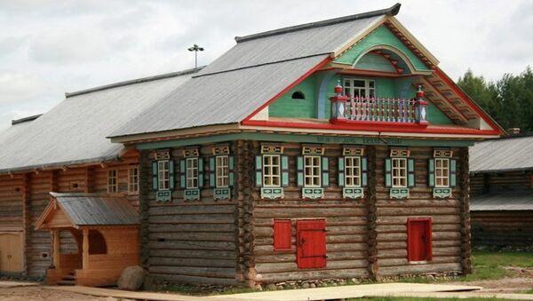 Дом В.Н. Копылова