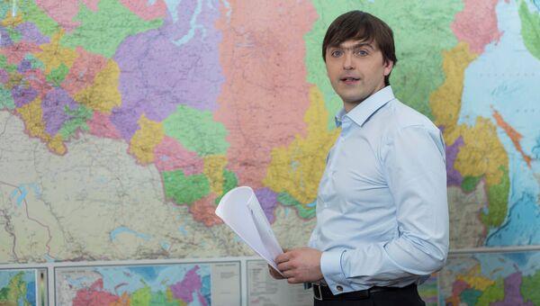 Руководитель Рособрнадзора Сергей Кравцов. Архивное фото