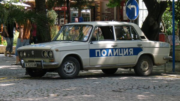 Болгарская полиция