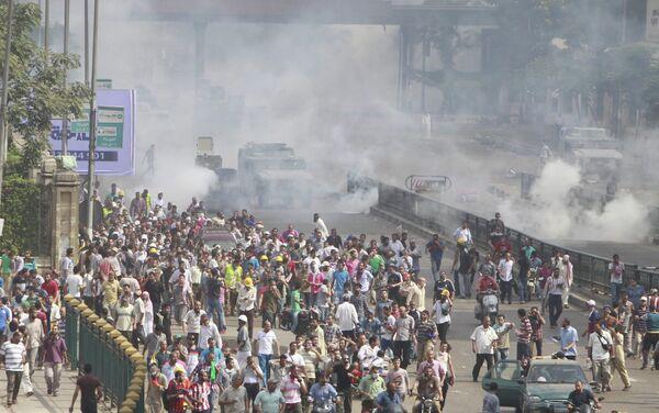 Переворот в Египте