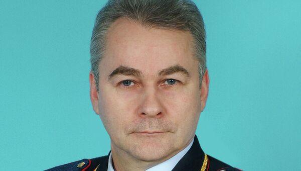 Начальник ГУ МВД Ростовской области Андрей Ларионов