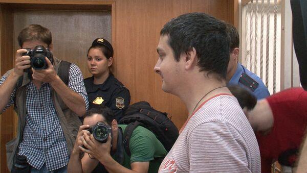 Задержанный в квартире с агитматериалами признался, что удивлен решением суда
