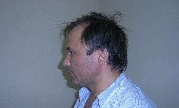 Российский летчик Константин Ярошенко. Архивное фото
