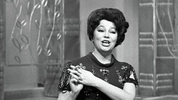 Бэла Руденко. Архивное фото