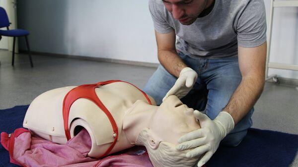 Курсы по оказанию первой медицинской помощи