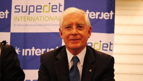 Генеральный директор Interjet Хосе Луис Гарса