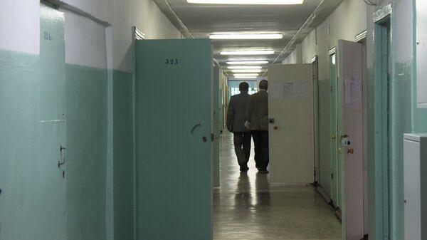 В одном из студенческих общежитий. Архивное фото