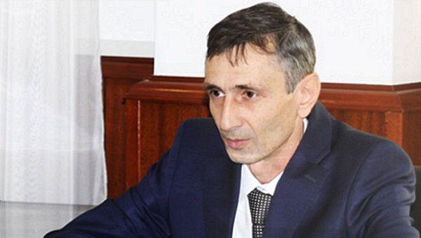 Секретарь Совета безопасности Ингушетии Ахмед Котиев