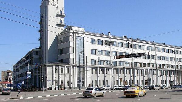 Главный офис РЖД в Москве