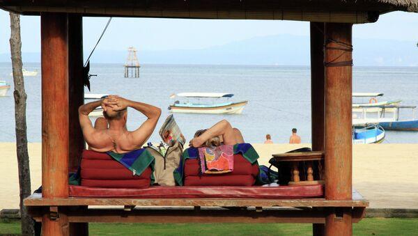 Отдых на Бали. Архивное фото