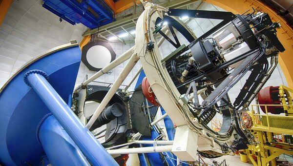 Телескоп с камерой DEC (Dark Energy Camera)