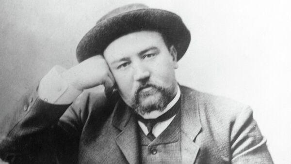 Писатель Александр Куприн. Архив
