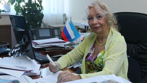 Татьяна Валовая, архивное фото