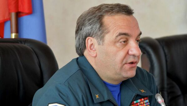 Владимир Пучков. Архивное фото