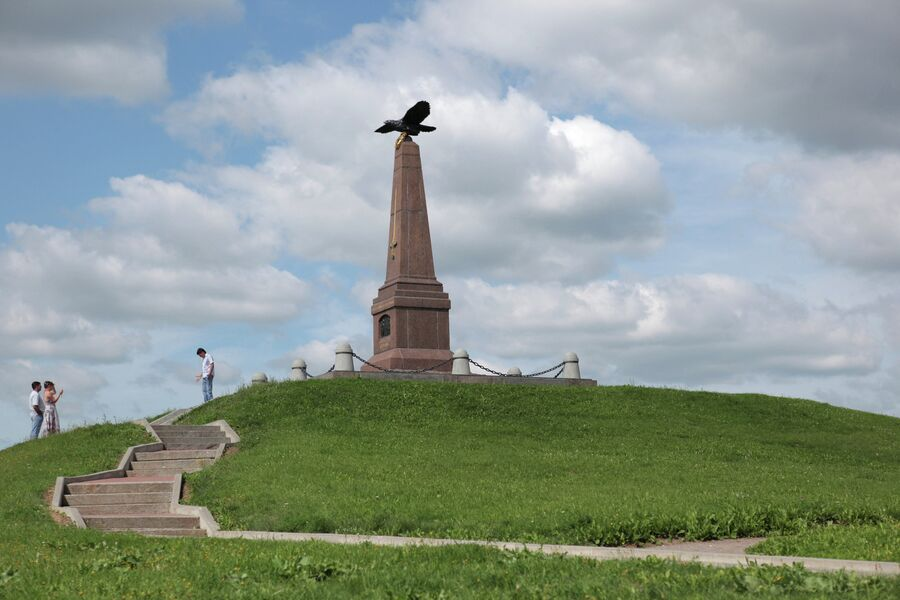 Реставрация памятников музея-заповедника Бородинское поле