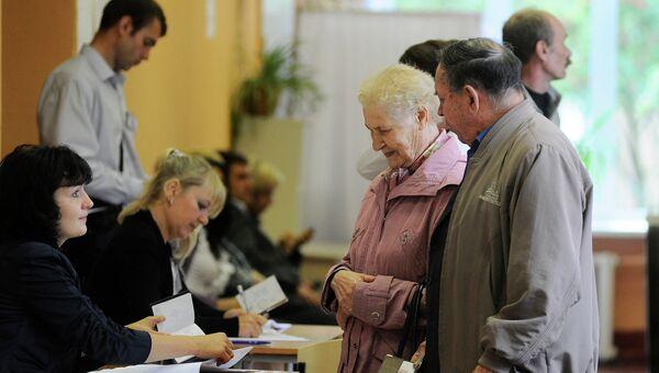 Выборы в Красноярске