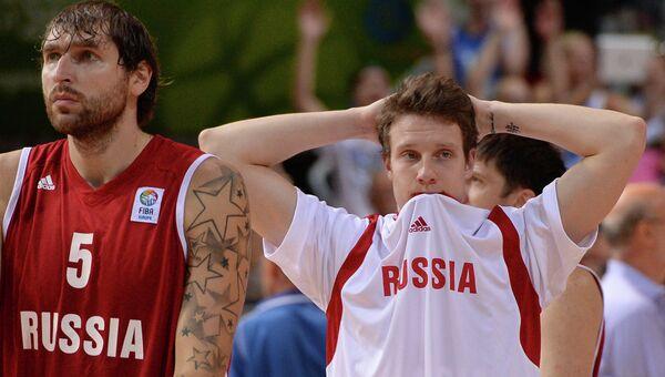 Дмитрий Соколов (слева) и Дмитрий Кулагин. Архивное фото