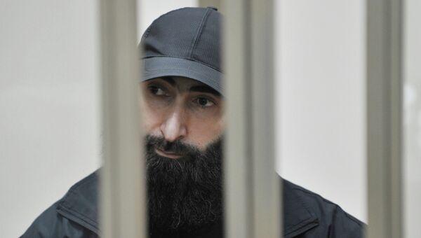 Заседании по уголовному делу в отношении А. Тазиева, архивное фото