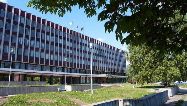 Здание администрации Петрозаводского городского округа и Петрозаводского городского Совета