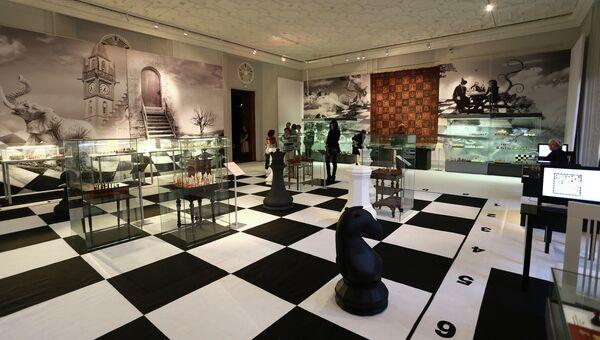 Открытие выставки Царская игра в Музее ДПИ
