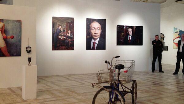 Выставка номинантов Премии Кандинского