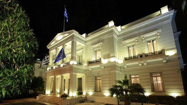 Министерство иностранных дел Греции. Архивное фото