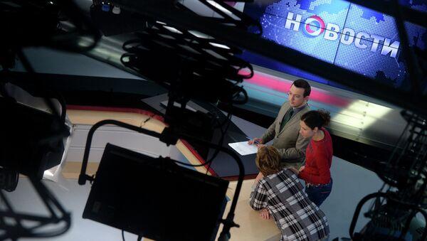 Комплекс телеканала Общественное телевидение России. Архивное фото